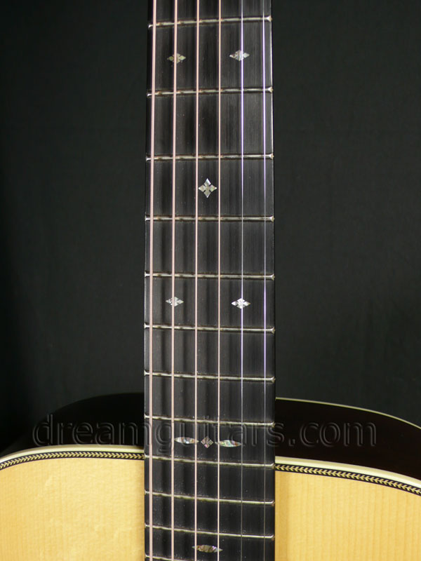 how to clean fretboard with large inlays