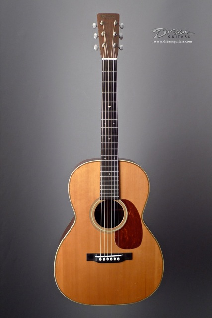 1934 Martin 000-28H -  Acoustic Guitar Player Reviews