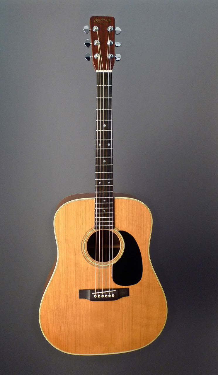 1967 Martin D-28 - Acoustic Guitar at Dream Guitars
