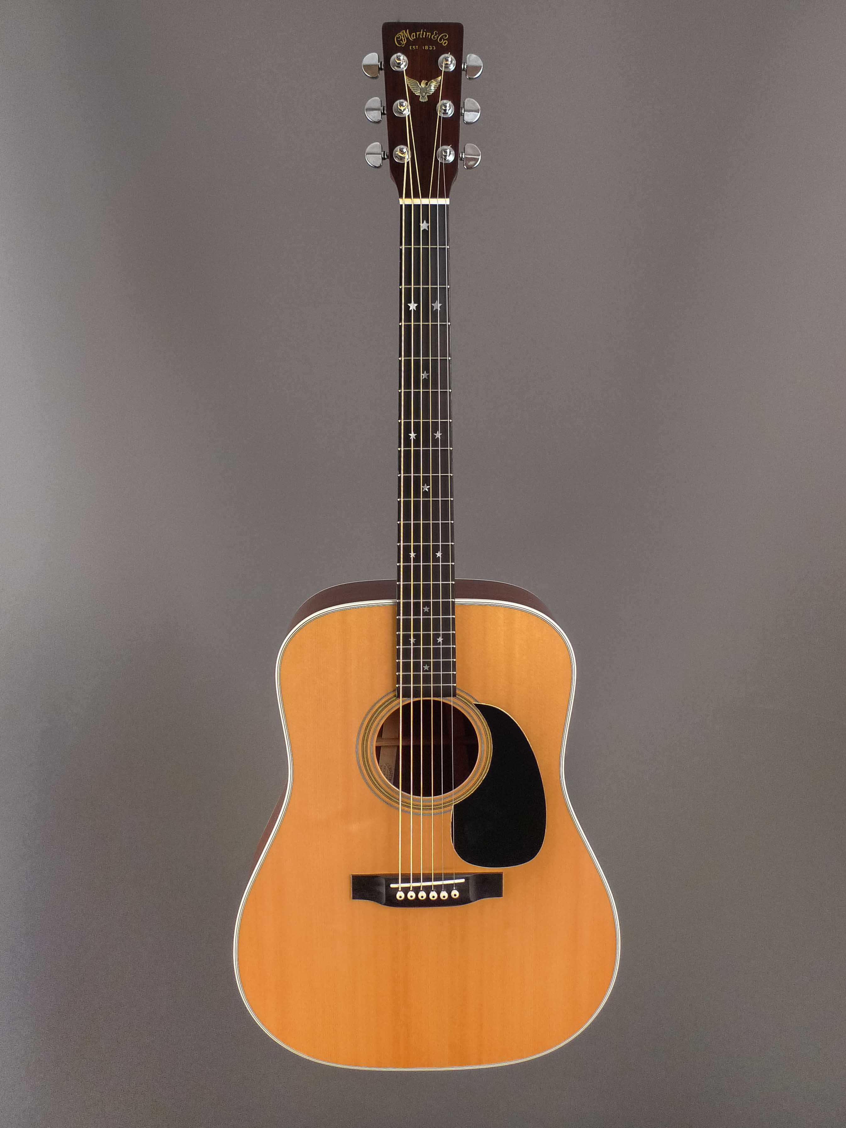 1976 Martin D-76 -  Acoustic Guitar Player Reviews