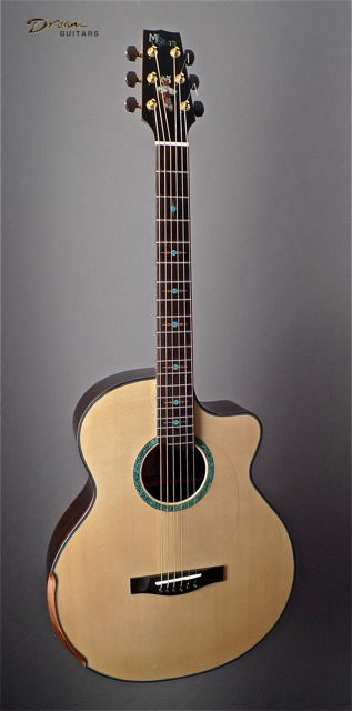 2007 McCollum SJ -  Acoustic Guitar Player Reviews