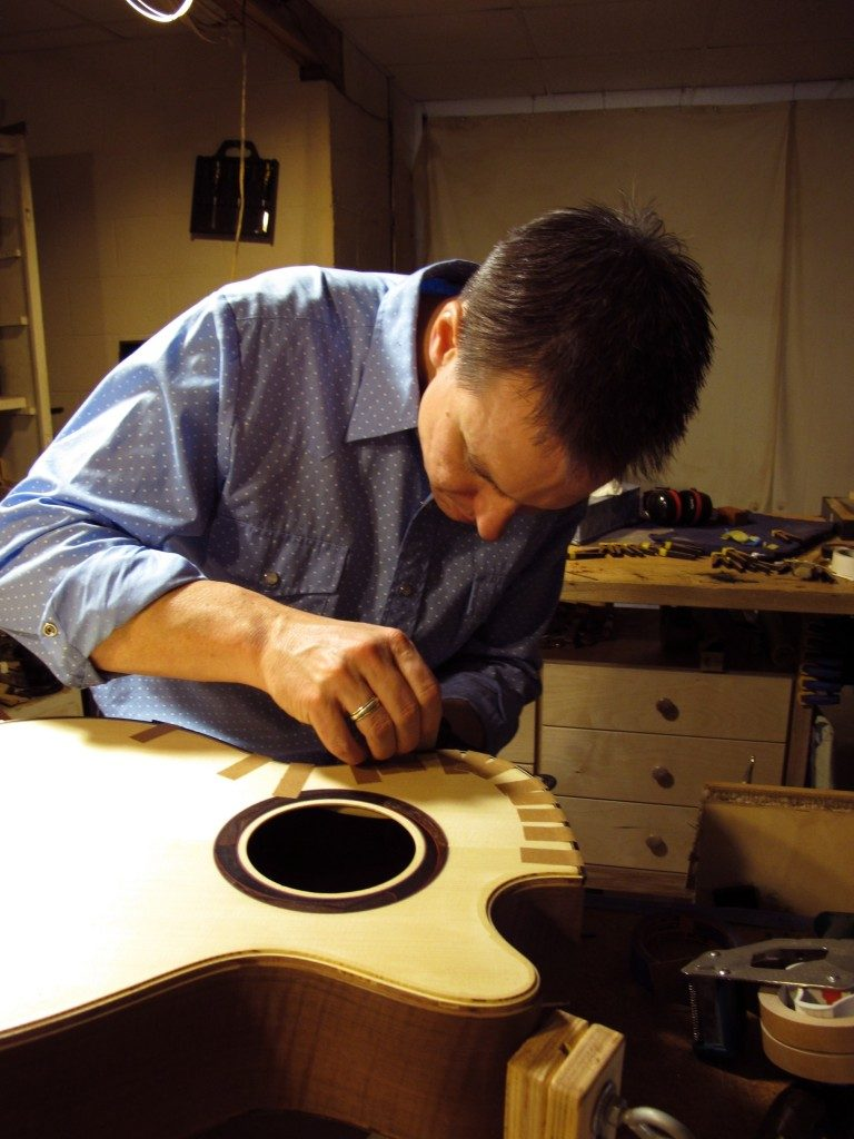 Mountain Song Guitars (Ken Jones)