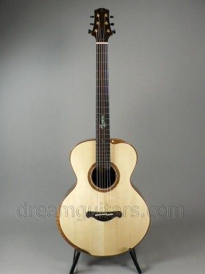 Bamburg Guitars JSB Signature Baritone Acoustic Guitar