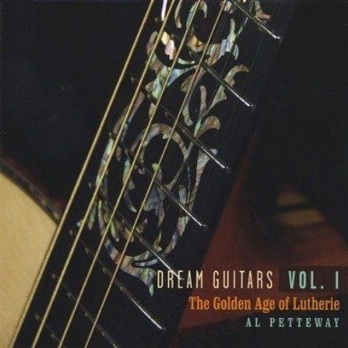 Dream Guitars Volume I Tablature & Sheet Music Book (Download PDF)