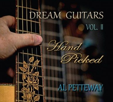 Dream Guitars Volume II Hand Picked by Al Petteway (CD)