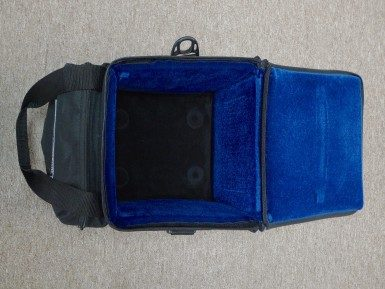 Henriksen Gig Bag for The Bud Amplifier