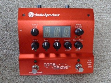 Audio Sprockets ToneDexter