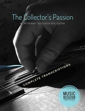The Collector's Passion Tablature & Sheet Music (Spiral Bound Book)