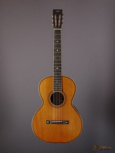 1900s Larson Brothers Stahl Style 6, Brazilian Rosewood/Spruce