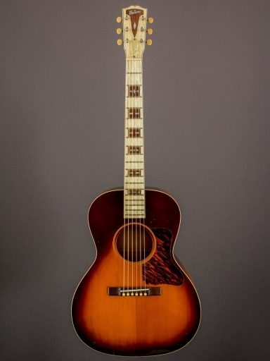 1938 Gibson L-Century, Maple/Spruce