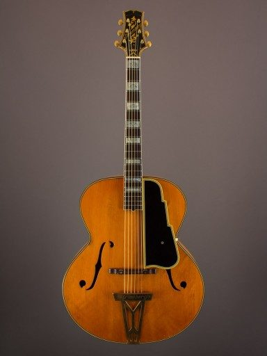 1945 Stromberg Ultra Deluxe, Figured Maple/Spruce