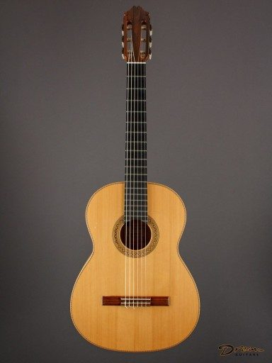 1967 Mattingly Classical, Flamed Maple/Spruce