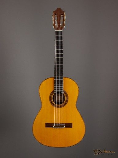 1971 Friederich Concert Classical, Indian Rosewood/French Spruce