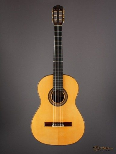 1984 Robert Mattingly Classical, Indian Rosewood/German Spruce