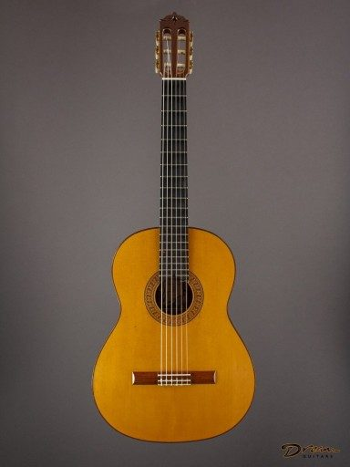 1987 Douglas Ching Classical, Brazilian Rosewood/Spruce