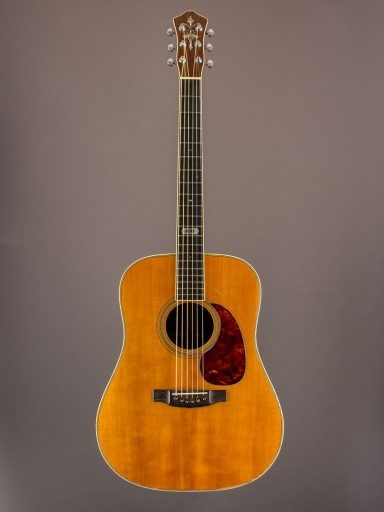 1992 Henderson D-28 Indian Rosewood/Spruce