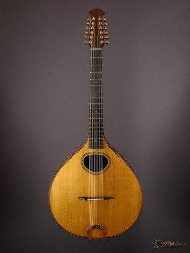1992 Sobell Giant Cittern, Indian Rosewood/European Spruce