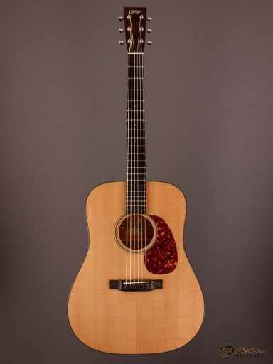 1993 Collings D1, Mahogany/Sitka Spruce
