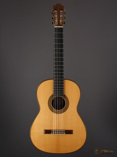 1994 Eric Sahlin Classical, Indian Rosewood/Spruce