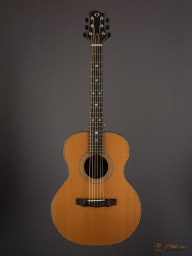 1992 Olson SJ, Indian Rosewood/Cedar