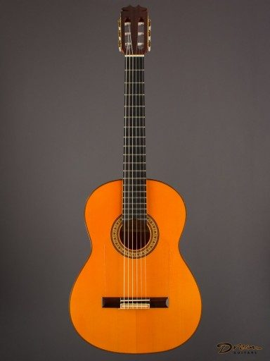 "2000 Hermanos Conde Flamenco ""A,"" Cypress/Spruce"
