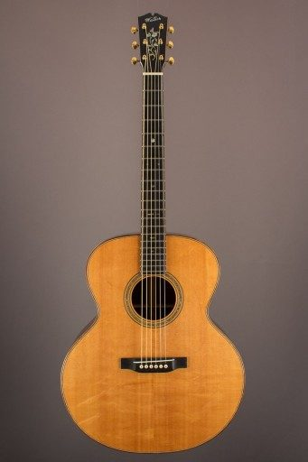 2002 Kim Walker SJ Indian Rosewood/Sitka Spruce