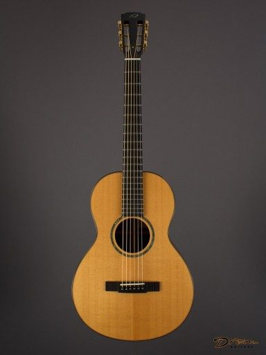2002 Ryan Abbey Grand Parlor, Indian Rosewood/Sitka Spruce
