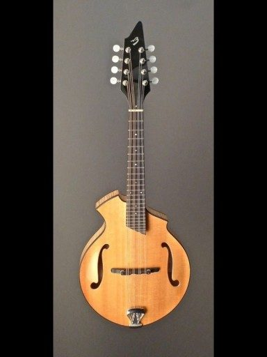 2003 Breedlove Cascade Mandolin Flamed Maple/Sitka