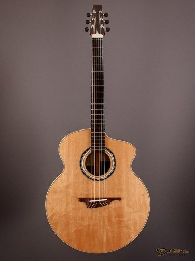 2003 Klein M43, Indian Rosewood/Bearclaw Sitka Spruce
