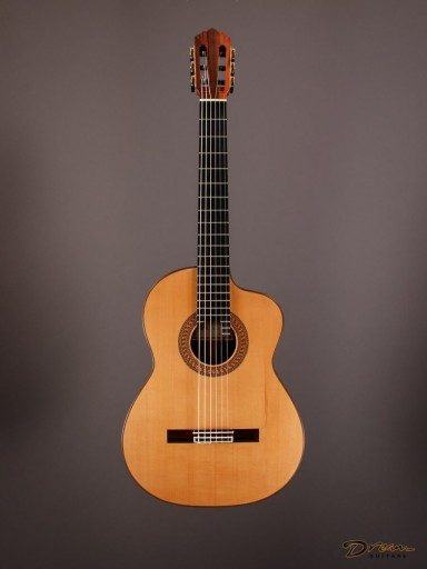2004 Ruck Flamenco Negra, Indian Rosewood/Spruce
