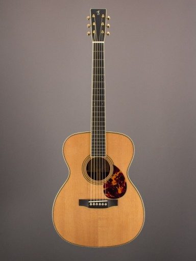2005 Franklin OM, Indian Rosewood/Sitka Spruce