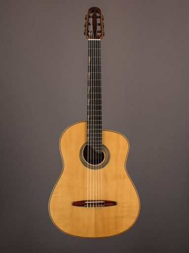 2005 McGill Picasso, Cocobolo Rosewood/European Spruce