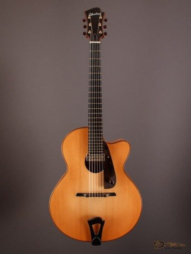 2007 Blanchard Archtop, Maple/Spruce