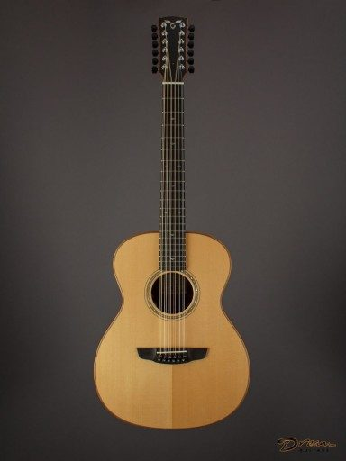 2007 Goodall RGC 12, Indian Rosewood/European Spruce