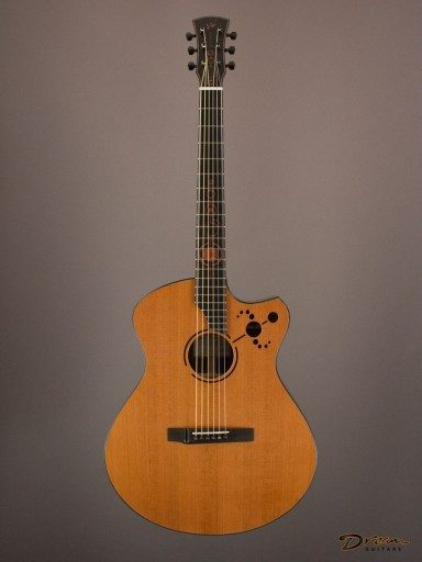 2008 Andrew White F, Indian Rosewood/Cedar