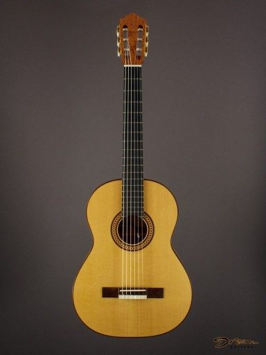 2008 Applegate Model C, Myrtlewood/Engelmann Spruce
