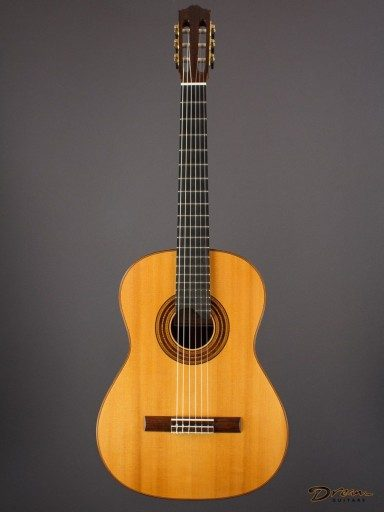 2008 Bogdanovich Classical, Brazilian Rosewood/German Spruce Built for Paul Heumiller
