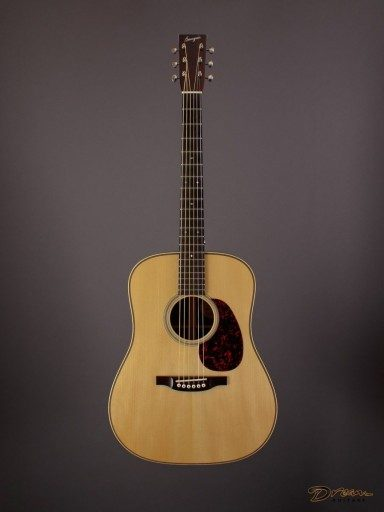 2008 Bourgeois Vintage D, Indian Rosewood/Adirondack Spruce