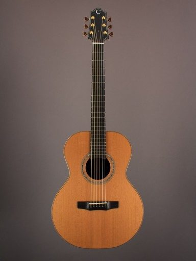 2008 Charis Grand Concert, Indian Rosewood/Cedar