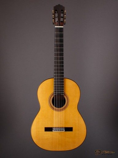 2008 Ruck Classical, Indian Rosewood/Spruce