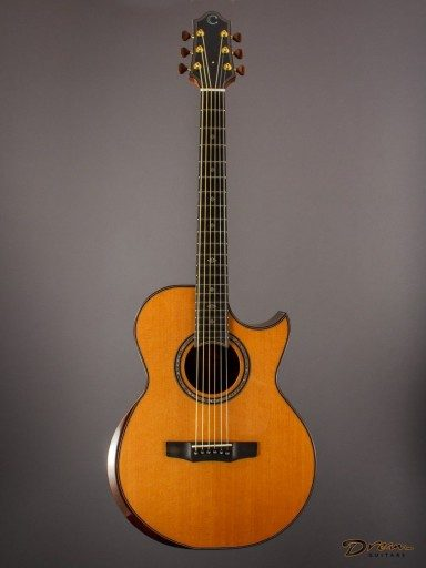 2009 Charis SJ, Amazon Rosewood/Cedar