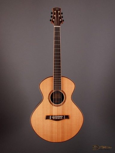 2009 Chubbuck Rogue, Indian Rosewood/Sitka Spruce