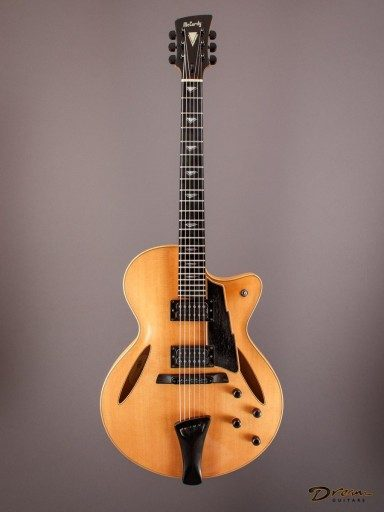 2009 McCurdy Perfecta, Maple/Spruce