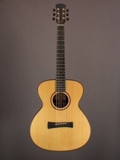 2010 Sobell Martin Simpson Signature, African Blackwood/German Spruce