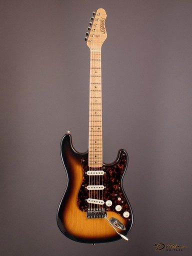 2011 DeTemple Spirit Series '56, Swamp Ash