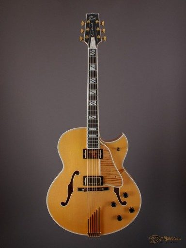 2011 Heritage Super Kenny Burrell, Maple/Spruce