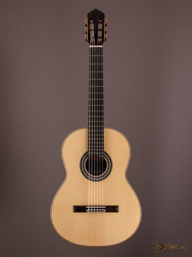 2011 Peter Oberg Classical, Indian Rosewood/Engelmann Spruce