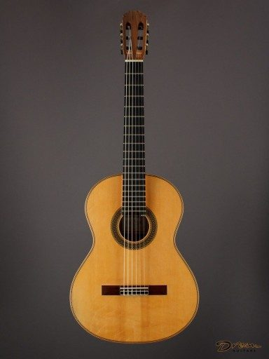 2012 Stephen Connor Classical, Indian Rosewood/Moonspruce