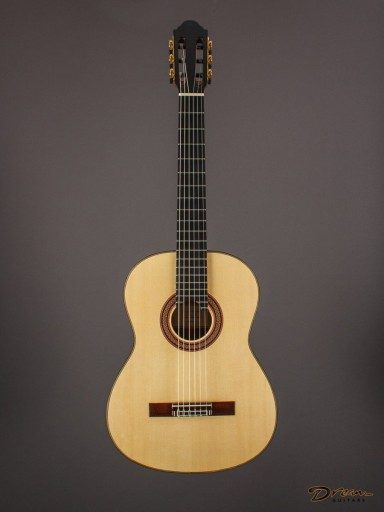 2013 Douglas Pringle Classical, Indian Rosewood/European Spruce