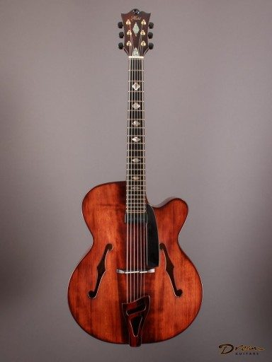 2013 Hahl Jazz Supreme de Luxe, Maple/Spruce
